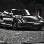 Siêu xe Porsche 911 Turbo S độ cực mạnh và hoành tráng