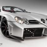 Siêu xe Mercedes SLR McLaren độ khủng bởi Fab Design