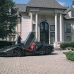 Đại gia Canada mua siêu xe Lamborghini Centenario mui trần