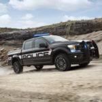 Xe bán tải siêu sang của cảnh sát Ford F-150 Police Responder 2018