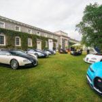 Hàng chục siêu xe Bugatti xuất hiện tại triển lãm xe Goodwood 2017