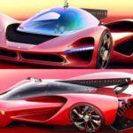 Siêu xe của siêu xe Ferrari P3 concept lộ diện