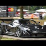 Choáng dàn siêu xe độc ở triển lãm Goodwood Festival of Speed 2017