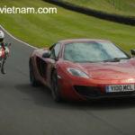 Những siêu xe ô tô đua cùng những mô tô nổi tiếng thế giới