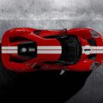 Siêu xe Ford GT Heritage Edition cực hiếm ra mắt