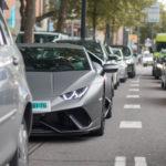 Siêu xe hiếm Lamborghini Huracan Performante trên đường phố