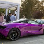 Siêu xe McLaren 720S MSO màu tím cực độc