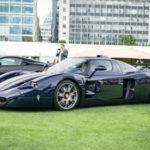 Những siêu xe đỉnh cao thế giới tụ họp tại London City Concours