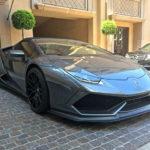 Siêu xe đỉnh Lamborghini Huracan độ full bài bởi Liberty Walk