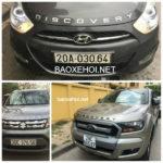 Land Rover Discovery được hâm mộ, nhiều xe dán tem chữ bắt chước theo ?