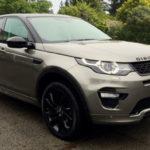 Vẻ đẹp xe sang Land rover Discovery Sport Dynamic 2018 giá 4 tỷ