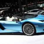 Vẻ đẹp siêu xe Lamborghini Aventador S LP740-4 mui trần mới