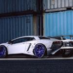 Lamborghini Aventador SV độ Liberty Walk siêu khủng
