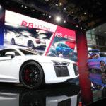 Chi tiết siêu xe Audi R8 V10 bản dẫn động cầu sau