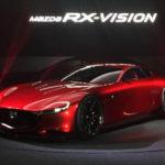 Siêu xe Mazda RX Vision sắp ra mắt