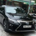 Toyota Camry giá 1,3 tỷ độ kiểu Rolls royce cực hot ở Thanh Hóa