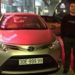 Toyota Vios siêu biển số ngũ quý 9 về tay đại gia Phú Thọ