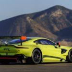 Ngắm siêu xe đua hiếm Aston Martin Vantage GTE