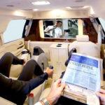 Phòng siêu sang di động Cadillac Escalade ESV Becker