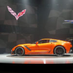 Siêu xe khủng Chevrolet Corvette ZR1 2019 ra mắt