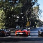 Bộ 3 siêu xe khủng nhất Liban xuất hiện cùng lúc