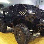 Siêu xe SUV tương lai Devel Sixty công suất 720 mã lực