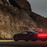 Siêu xe Bugatti Chiron bản Batman giá 4 triệu đô