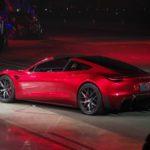 Siêu xe Tesla Roadster tăng tốc từ 0 đến 100 km/h gần 2 giây
