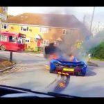 Những vụ tai nạn siêu xe khiến khán giả sợ hãi