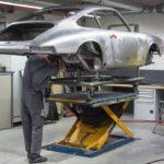 Porsche 901 sắt vụn hồi sinh thành siêu xe đẹp