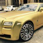 Đại gia bán xe Rolls-Royce Ghost bằng tiền ảo Bitcoin
