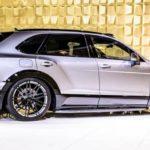 Xe siêu sang Bentley Bentayga độ công suất 700 mã lực
