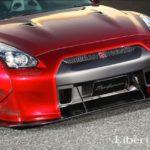 Hai siêu xe Nissan GT-R độ body kit hãng Liberty Walk cực thể thao