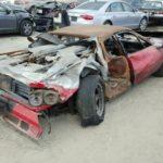 Choáng siêu xe Ferrari 512 BB đồng nát giá bán tiền tỷ