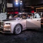 Xe siêu sang Rolls royce Phantom 2018: Xe cao quý nhất năm