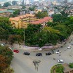 Dàn xe 60 chiếc xếp dài cả Km đi ăn hỏi ở Tuyên Quang