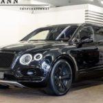Những yếu tố đánh giá Bentley Bentayga là SUV của năm 2017