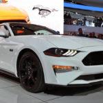Siêu xe Ford Mustang Bullitt 2018 thế hệ mới ra mắt