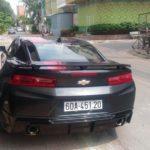 Xe cơ bắp Chevrolet Camaro chính thức ra biển ở Đồng Nai