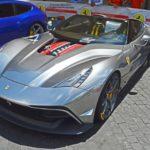 Ngắm siêu xe Ferrari F12 TRS bọc vỏ bạc giá khủng 67 tỷ đồng