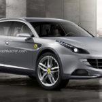 Hãng Ferrari đang muốn ra SUV cạnh tranh cùng Lamborghini URUS ?