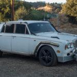 Rolls-Royce Silver Shadow II độ phong cách đồng nát
