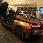 Ngắm siêu xe BMW i8 mui trần xuất hiện ngoài đời thực