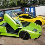 Siêu xe Lamborghini Diablo hàng giả nhái nhìn như thật
