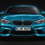 Siêu xe hiệu suất cao BMW M2 Competition sắp trình làng