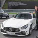 Siêu xe Mercedes-AMG GT nâng cấp mới đẹp và mạnh mẽ hơn