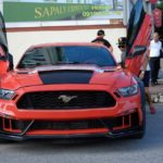 Siêu xe Ford Mustang giá 2,8 tỷ của đại gia Lào Cai tái xuất trên phố