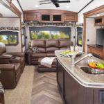 Ngắm nội thất nhà di động Jayco Embark Luxury