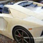 Nông dân chế tạo siêu xe Lamborghini với chi phí vài chục triệu đồng