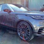 Range Rover Velar First Edition về Việt Nam giá gần 7 tỷ đồng